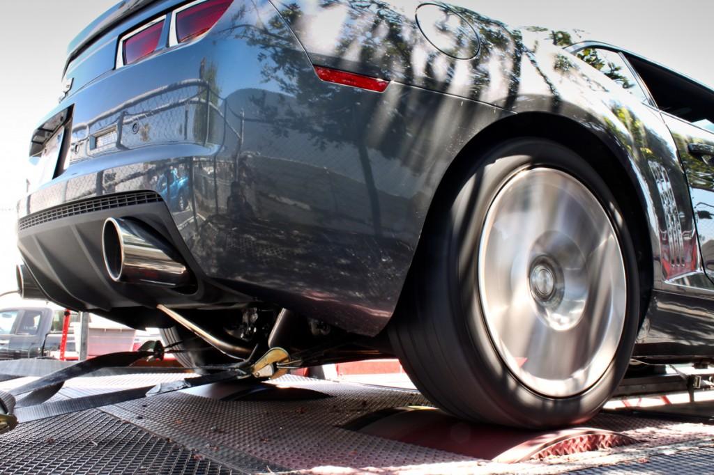 2011 Chevy Camaro Dyno Tune
