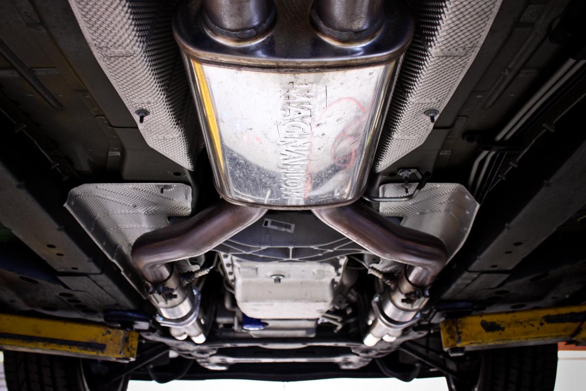 2011 Camaro SS Magnaflow Exhaust