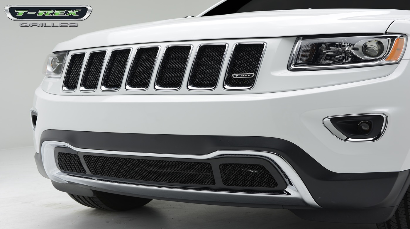 T-Rex Black Sport Series 2014 Grand Cherokee Grille