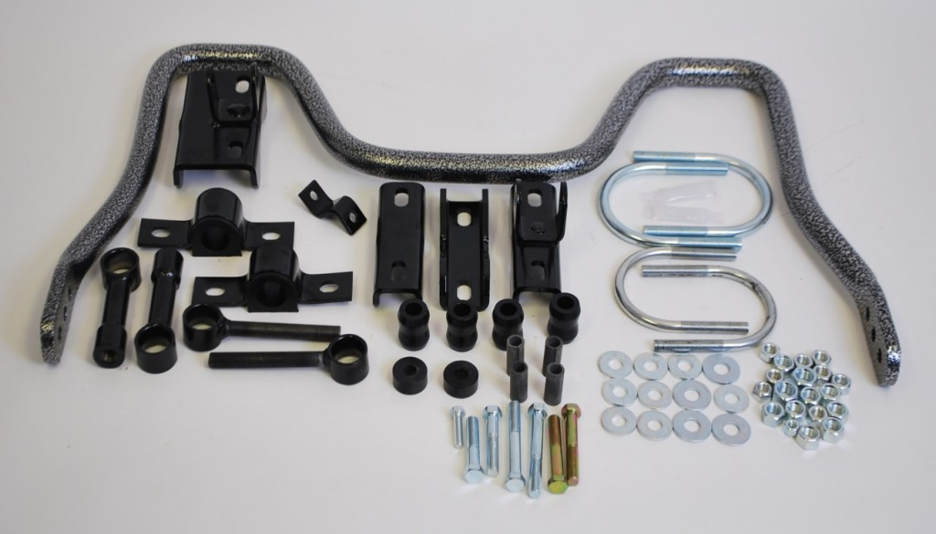 2014 Sierra / Silverado Sway Bar Kit - Rear