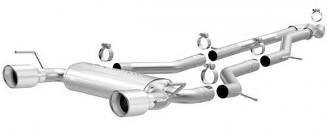 MagnaFlow Cat-Back Cadillac Exhaust