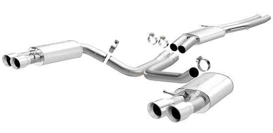MagnaFlow Audi S6 Exhaust