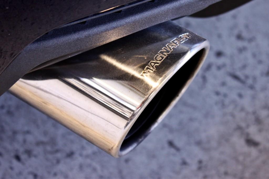 Magnaflow Camaro Exhaust Install