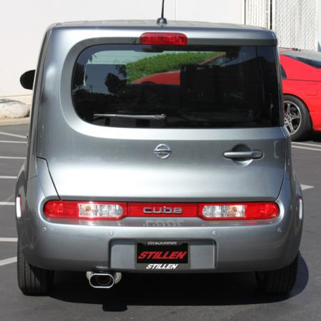 Nissan Cube Exhaust