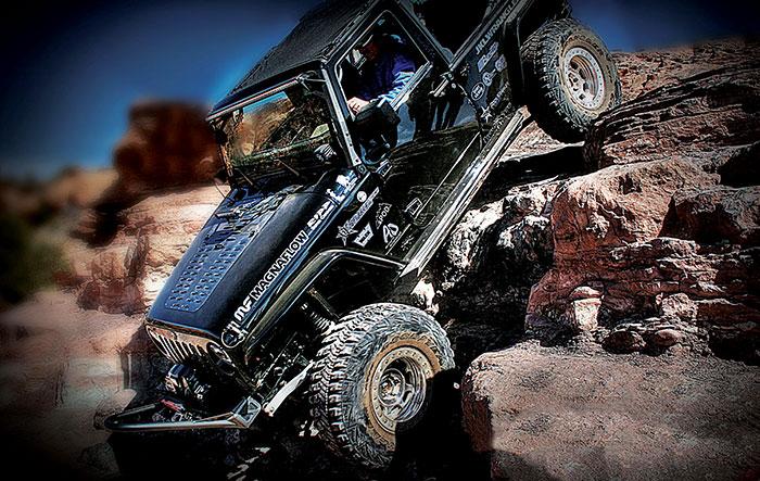 Jeep Rock Crawler