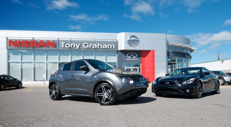 Canadian STILLEN Dealers - Tony Graham Infiniti Nissan