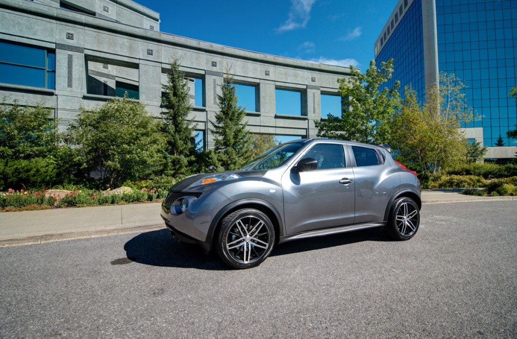 STILLEN Equipped 2014 Nissan Juke