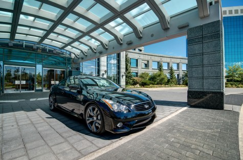Canadian STILLEN Dealers - 2014 Q60 S AWD