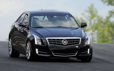 2013-Cadillac Exhaust