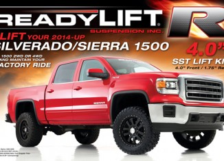 "ReadyLift 69-3414 4"" Lift Kit"