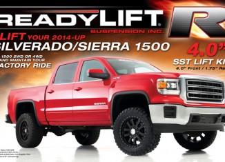 """ReadyLift 69-3414 4"""" Lift Kit"""