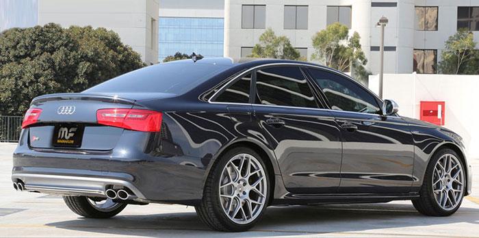 Audi S6 Exhaust