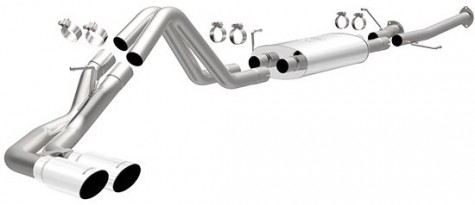 Toyota Tundra Exhaust Kit