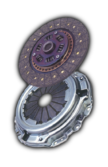 Ultra Fiber Disc Racing Clutch