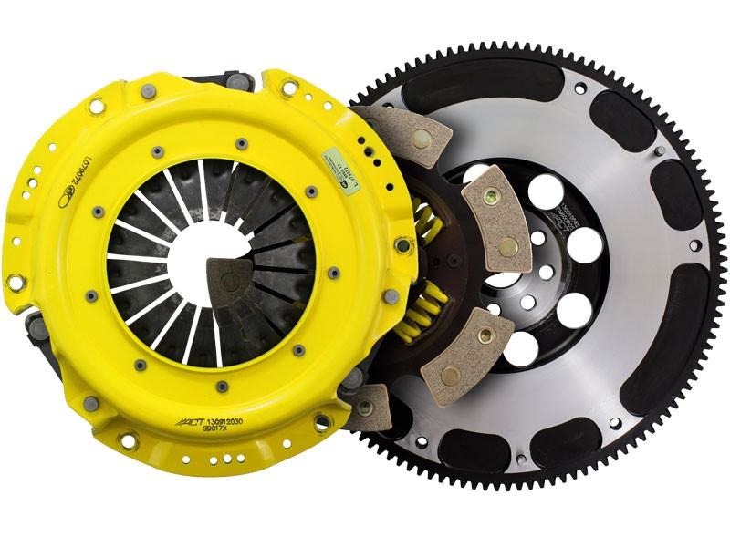 6-Pad Spring Centered Clutch Kit