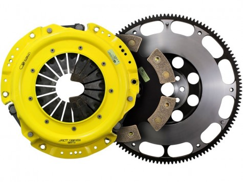6-Pad Rigid Racing Clutch