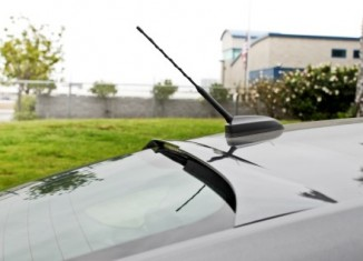 STILLEN Ford Fusion Roof Wing