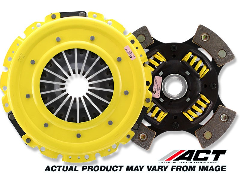 ACT 4-Pad Spring Centered Racing Clutch