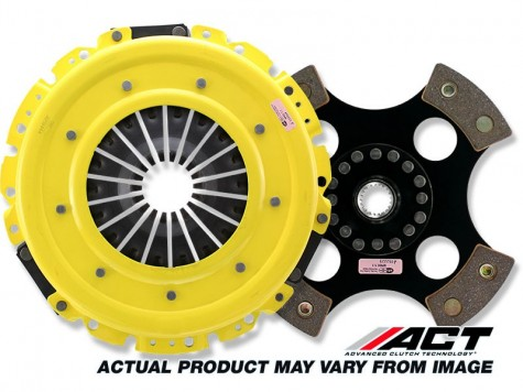 ACT 4-Pad Rigid Racing Clutch
