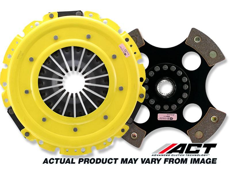 ACT 4-Pad Rigid Racing Clutch