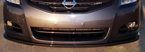 STILLEN 2010-12 Nissan Altima Front Lip Spoiler