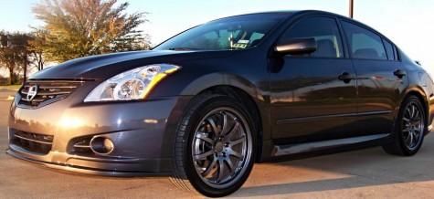 Nissan Altima Front Lip Spoiler