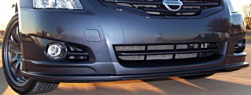 Costa Mesa Nissan >> Nissan Altima Front Lip Spoiler