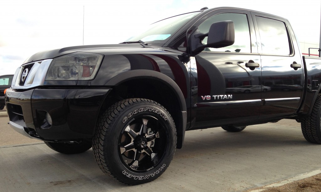 Stillen Nissan Titan Truck Tires Wheels