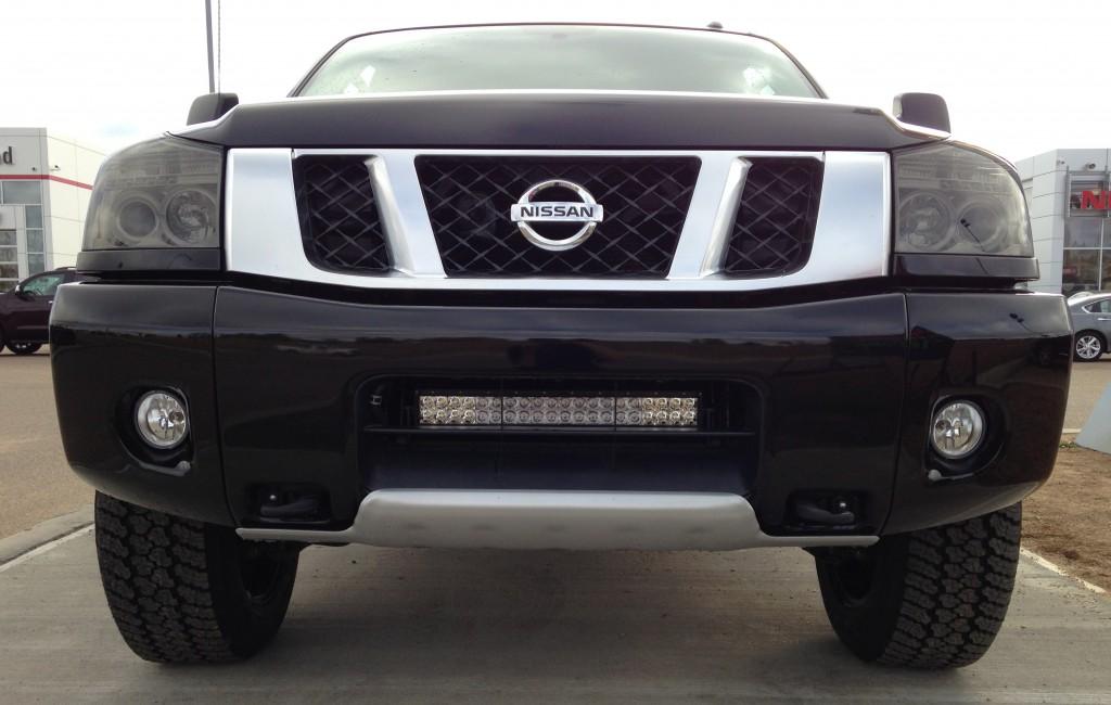 Dealer Spotlight Lloydminster Nissan Titan Truck