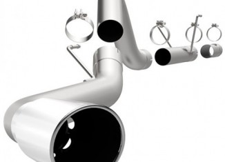 Dodge Ram Exhaust