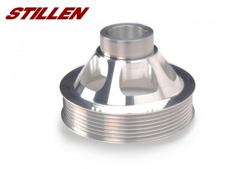 Stillen lightweight pulley