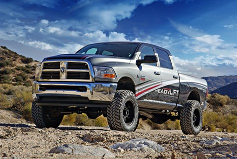 "ReadyLIFT 5"" Dodge Ram Off Road Kit"