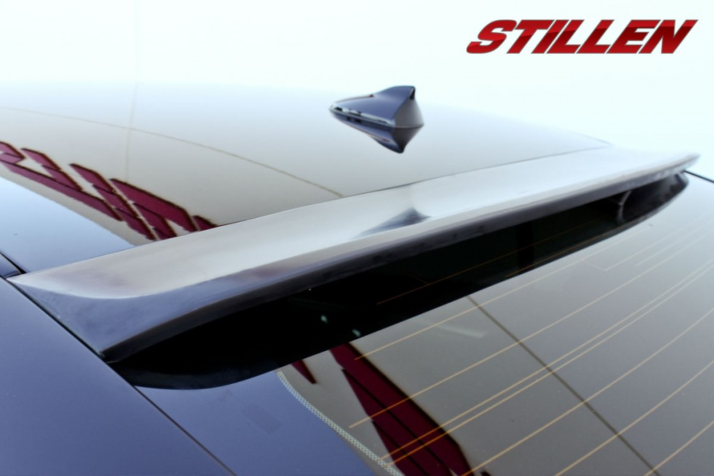 Stillen 2014 Infiniti Q50 window wing