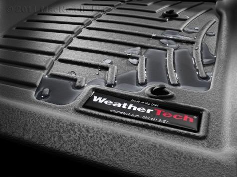Stillen Weathertech liner