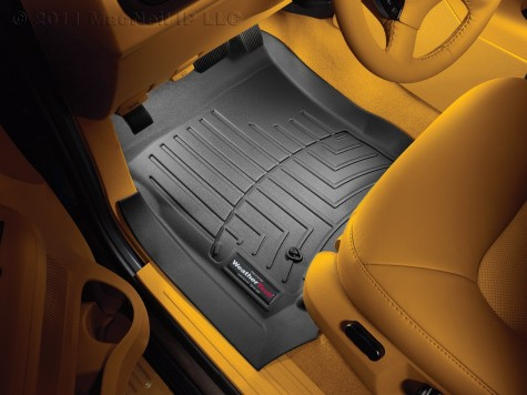 Stillen Weathertech yellow liner