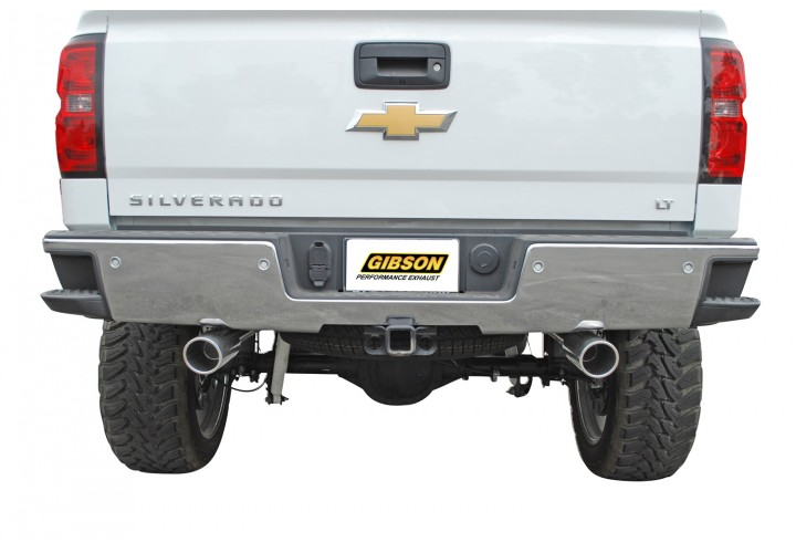Gibson 5661 Split Rear Dual Exhaust System