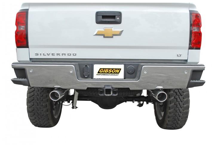 Gibson 5661 Split Rear Dual Exhaust System