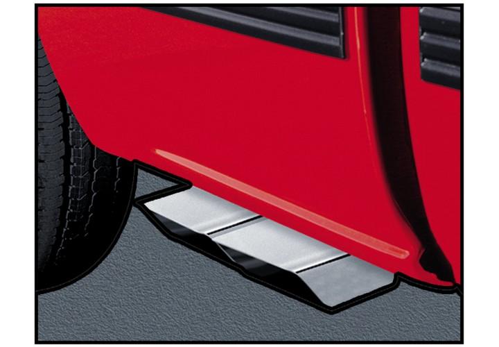 Gibson 5660 Super Truck Exhaust System
