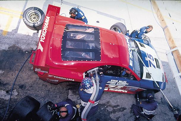 Steve Millen 24 hours of Daytona victory