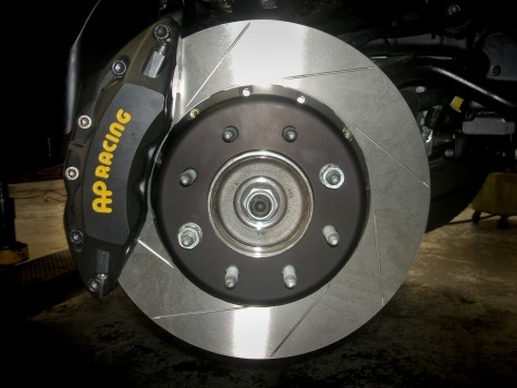 AP Racing brakes by STILLEN