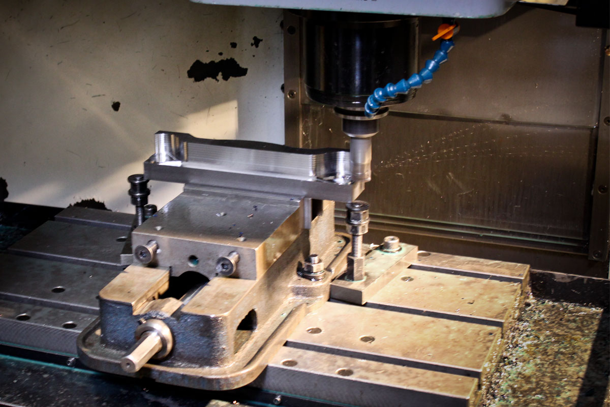 AP Racing Armored Brakes Designed by STILLEN being manufactured