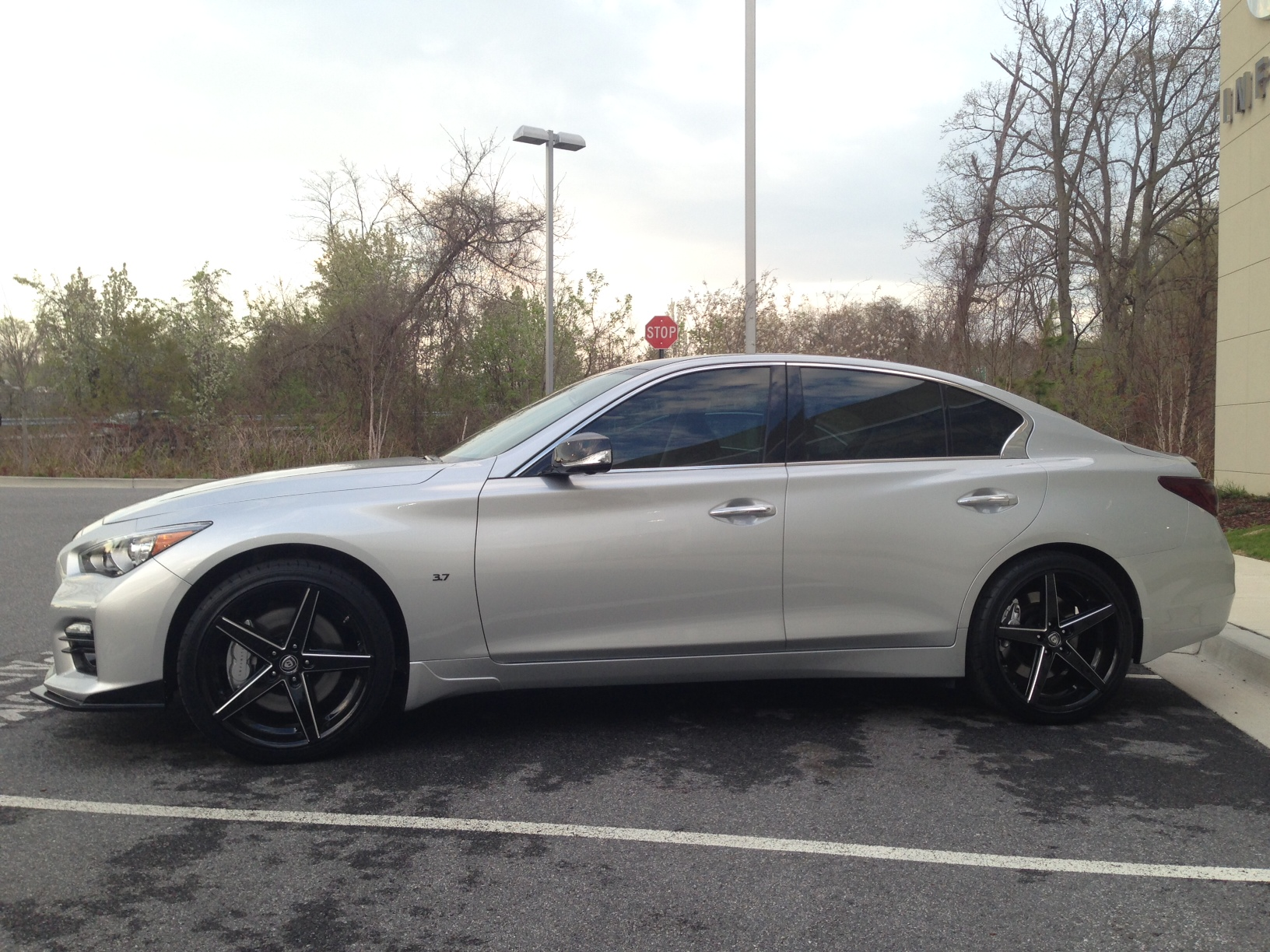 Sheehy Infiniti S Custom Q50 Stillen Garage