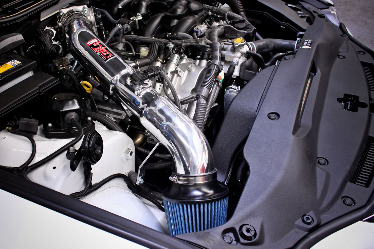 2014 Lexus IS350 with Injen Intake
