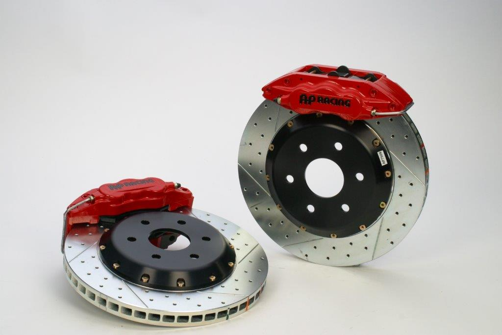 AP Racing AP7500 Big Brake Kit in Red