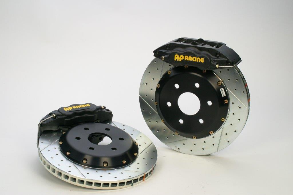 AP Racing AP7500 Big Brake Kit in Black