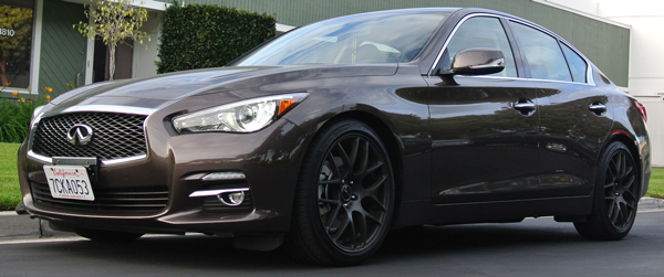 Q50 with RS-R Springs