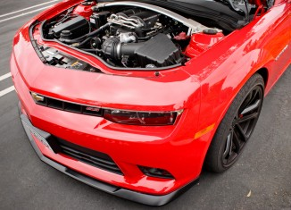 camaro magnusson supercharger