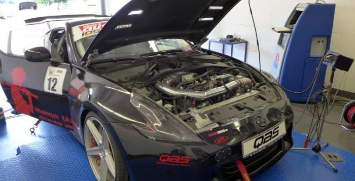 Quantum Auto Sport STILLEN supercharged 370Z