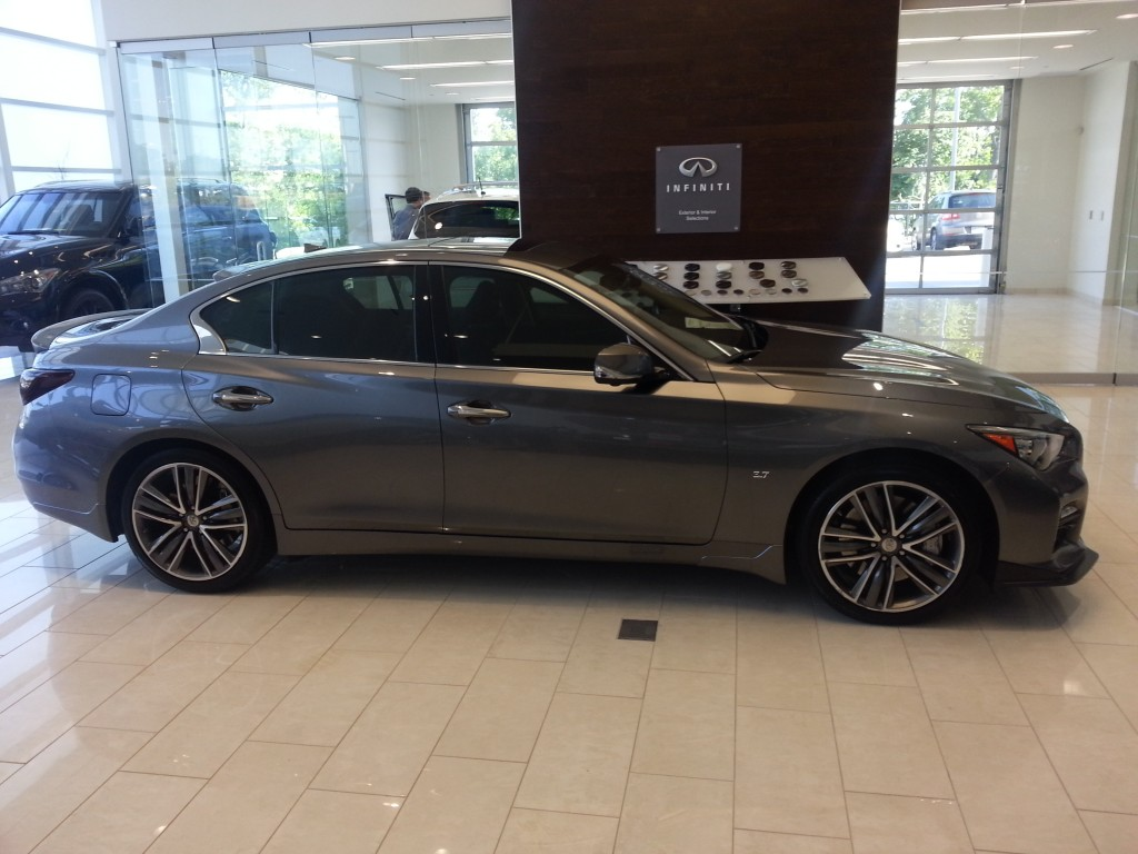 Infiniti Of Kansas City >> Stunning Q50s Available At Infiniti Of Kansas City Stillen
