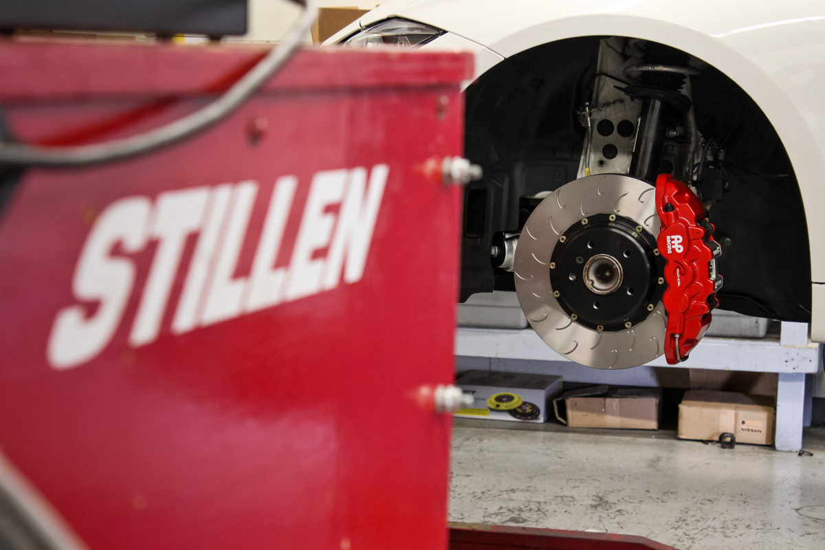 AP Racing by STILLEN Radi-CAL Big Brake Kit
